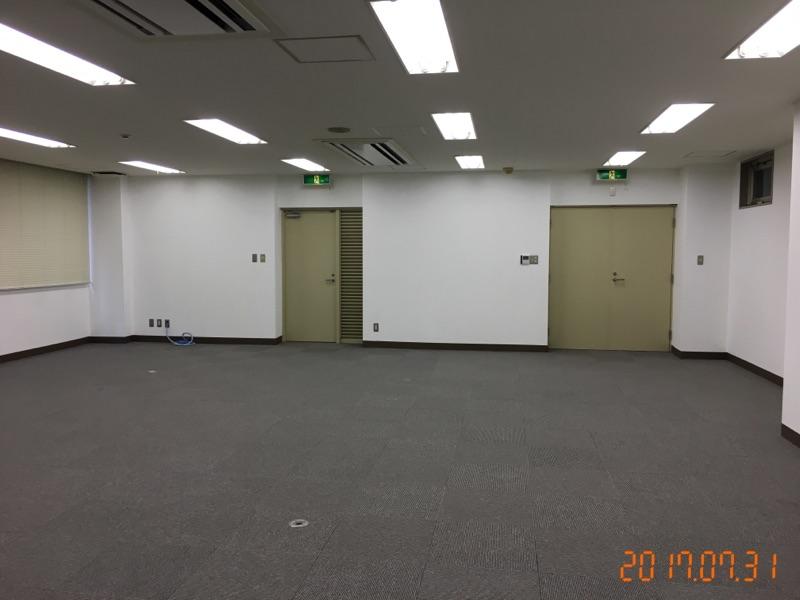 前回入居前の室内写真です